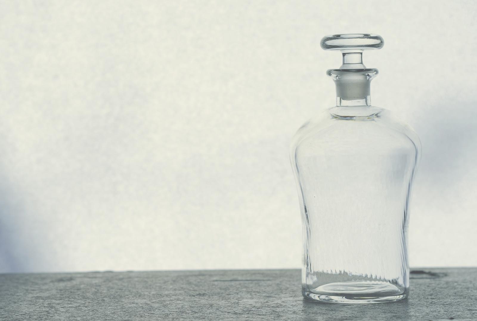 晴耕社ガラス工房|WORKS|ボトル