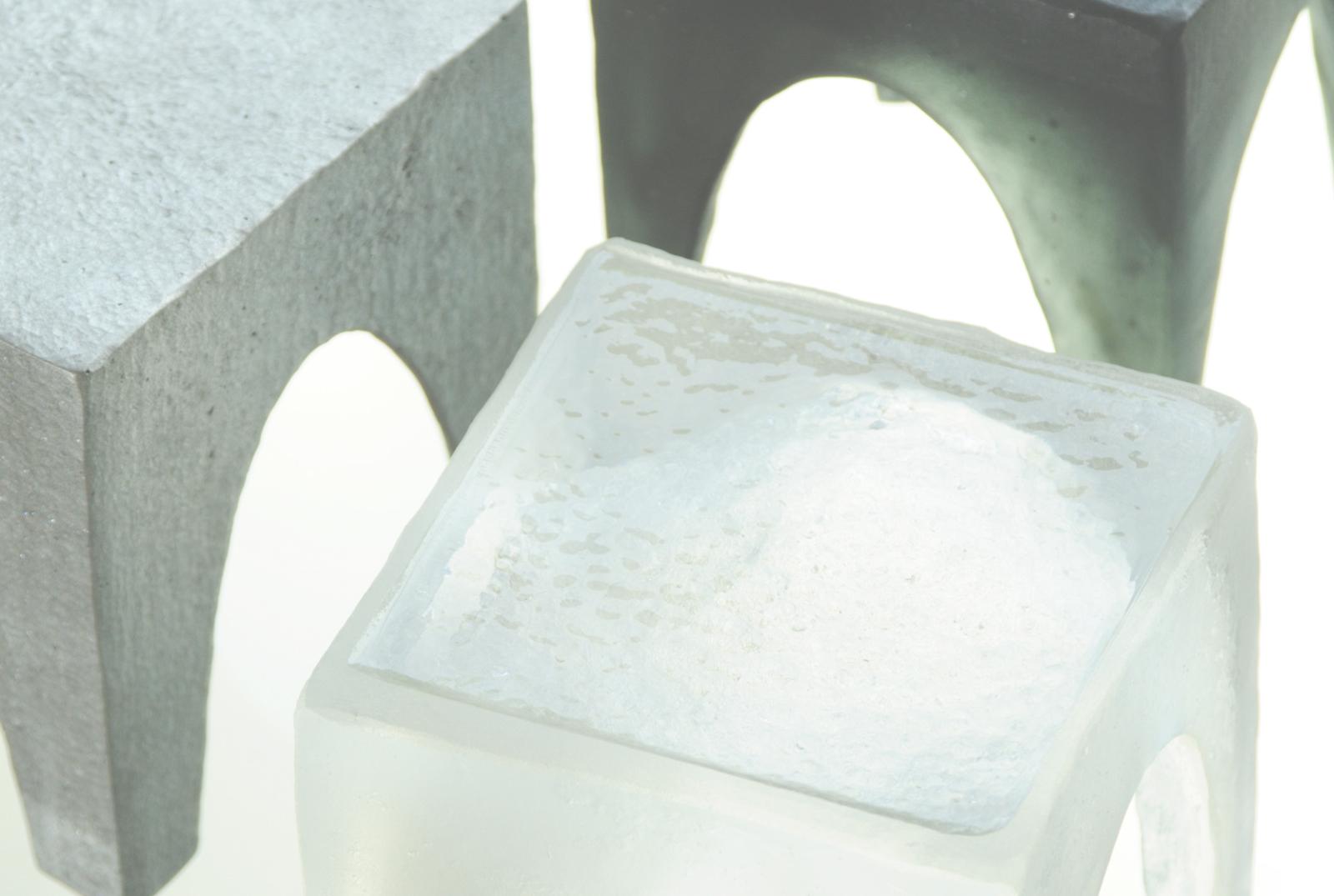 晴耕社ガラス工房|WORKS|キャスト